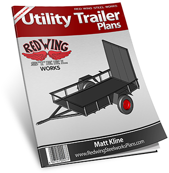 The best utility trailer plans on the internet.