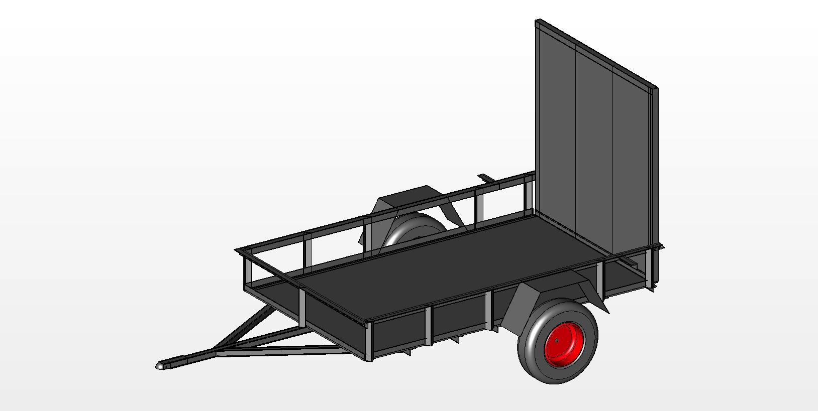 Innovative Off Road Camper Trailer Plans Trailer Design 3 Sizes