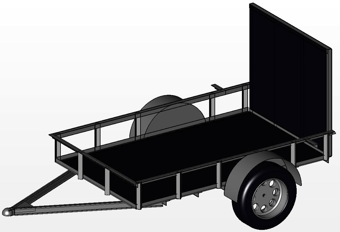 Pleasant Home Free Utility Trailer Plans Largest Home Design Picture Inspirations Pitcheantrous